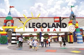 Legoland Dubai - 1 Day Pass