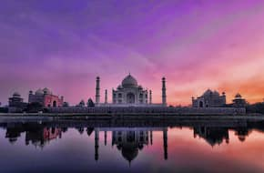 Private Trip to Agra: Visit Taj Mahal & Agra Fort