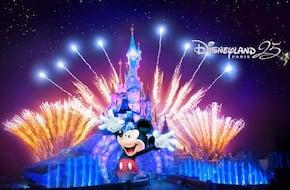 Disneyland Paris One Day Ticket