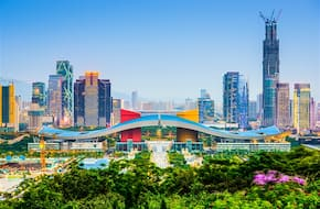 Shenzhen Day Tour from Kowloon