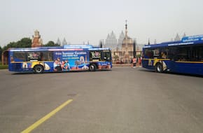 Hop-On Hop-Off Delhi Tour- 1 Day (Indian National)