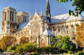 Guided Tour: Historical Paris + Visit Notre Dame Cathedral