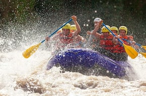 River Rafting Kundalika (Weekend)