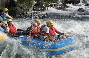 Rafting on River Kundalika (Weekday)
