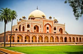 Augmented Reality & Multimedia Tour of Humayun's Tomb  (App based Audio & Multimedia Guide)