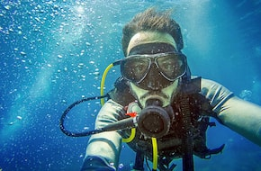 Grande Island Trip & Water Sports Combo Goa