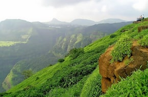 Rappelling And Trekking At Dukes Nose, Lonavala