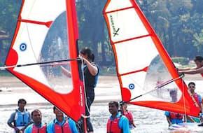 Discover Sailing in Goa