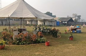 Adventure Camp near Damdama Lake, Delhi (2 Days & 1 Night)