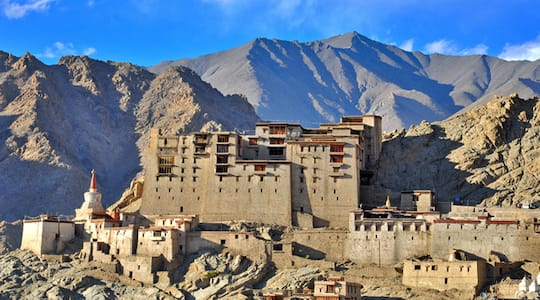 Leh Palace
