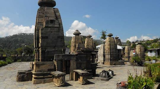 Baijnath Group of Temples