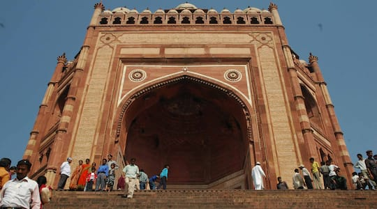Fatehpur Sikri Agra - History, How to Reach, Timings & Online Ticket