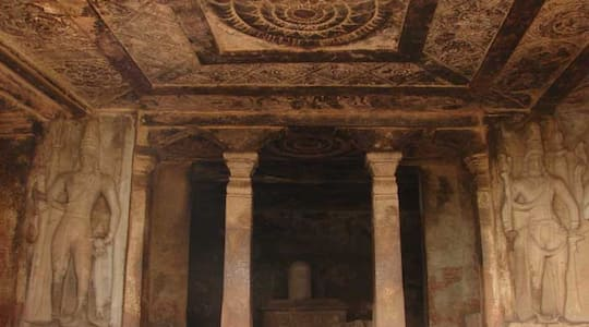 Jaina and Vaishnava Caves