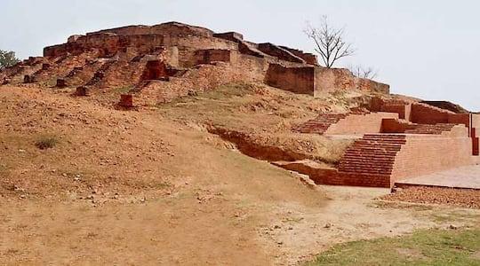 The site of Sahet-Mahet