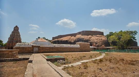Fort, Tirumayam
