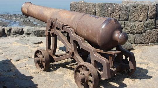 Kolaba Fort, Alibag