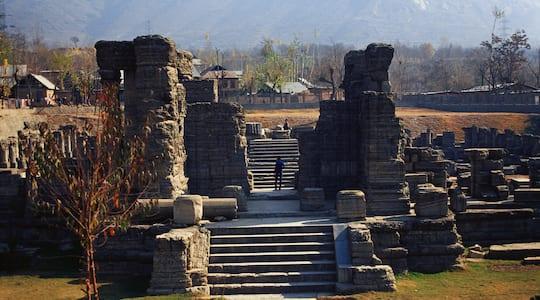 Awantiswami Vishnu Temple