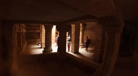 Buddhist Cave Groups