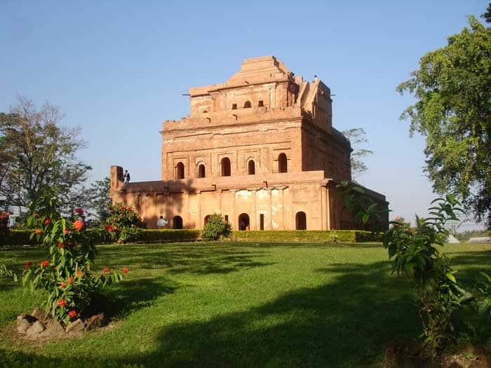 Ahom Raja's Palace