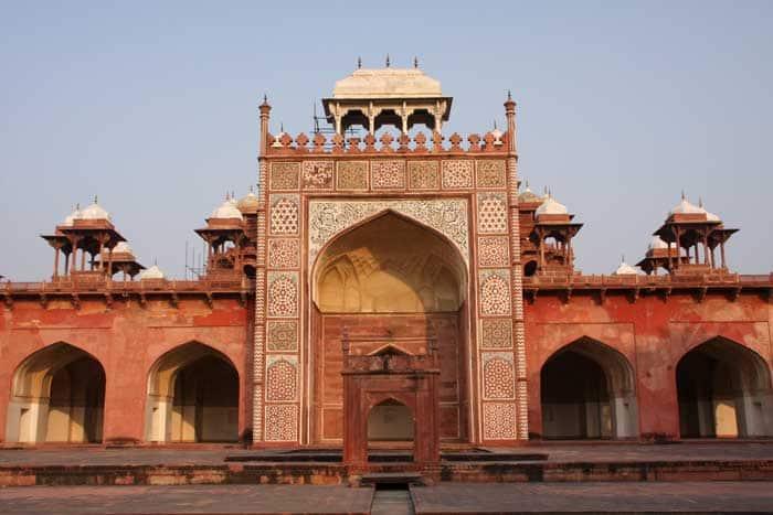Akbar's Tomb, Sikandara