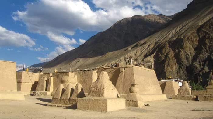 Tabo Buddhist Monastery