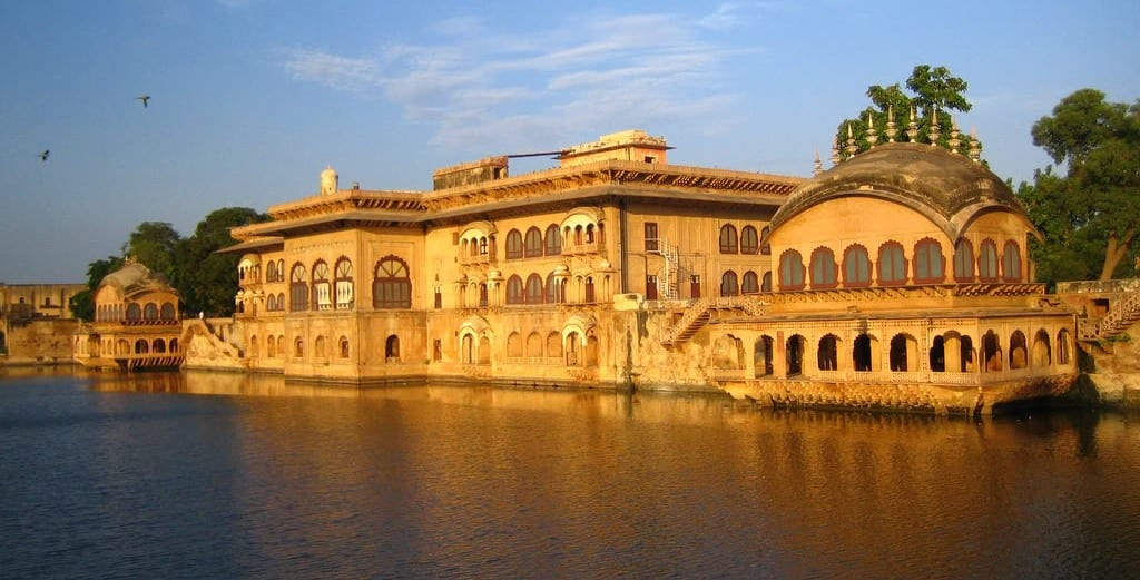 Deeg Palaces