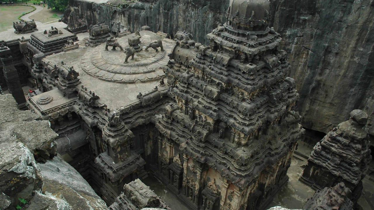 Image result for Ellora Caves (Aurangabad)