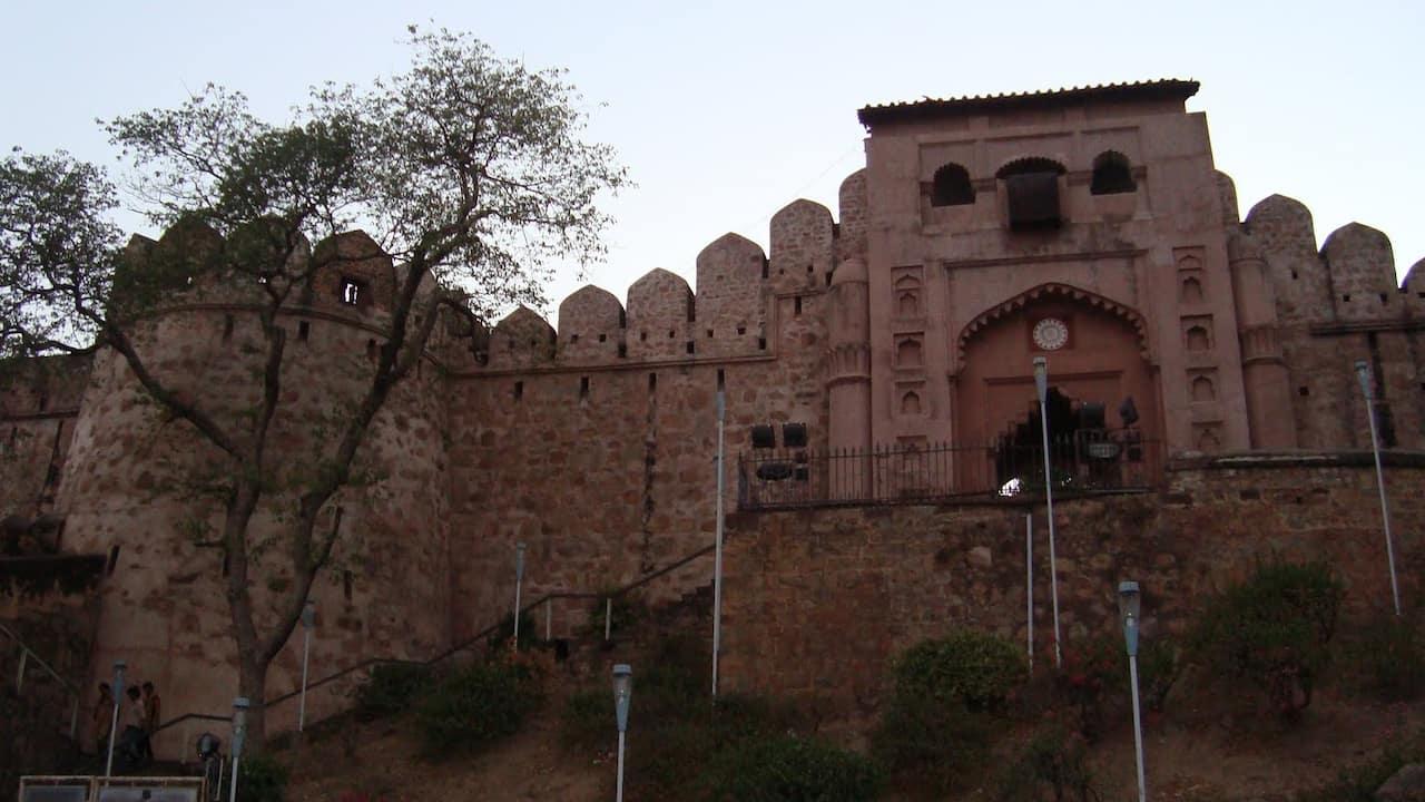 Jhansi Fort