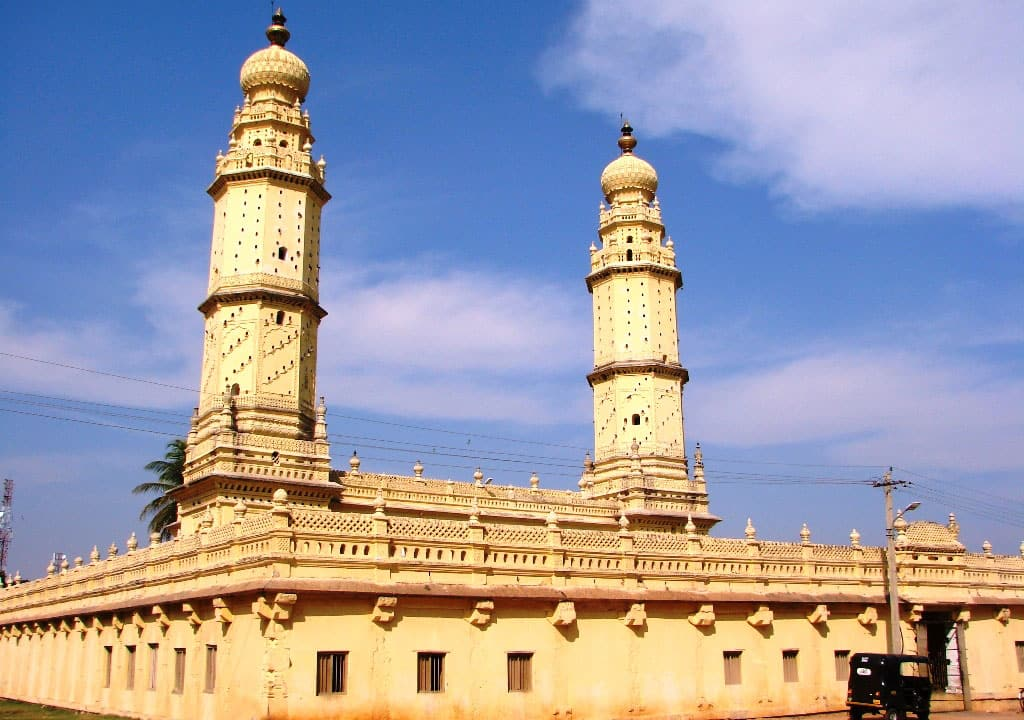Jumma Masjid (Masjid-E-Ala)
