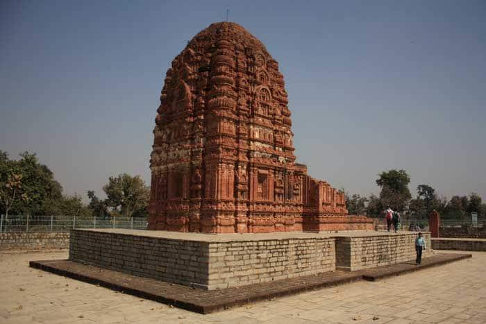 Laxman Temple & Old Sites