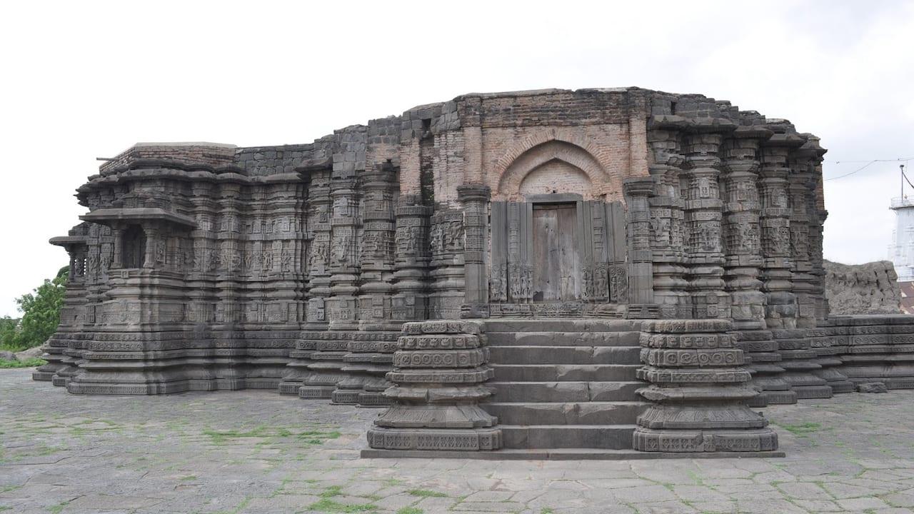 Fifteen Temples at Lonar