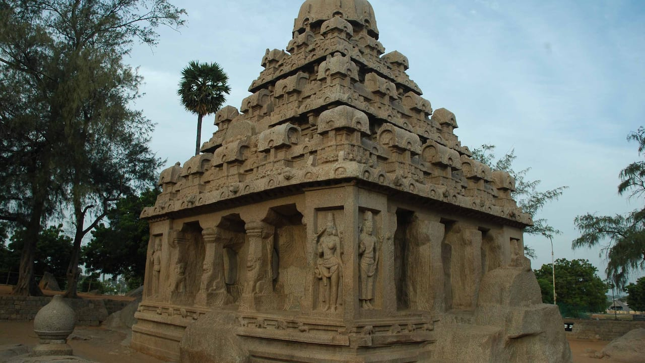 Group of Monuments