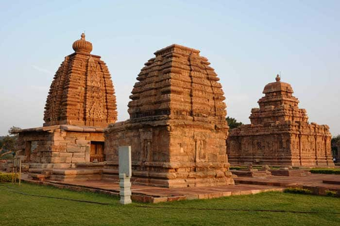 Pattadakal monuments