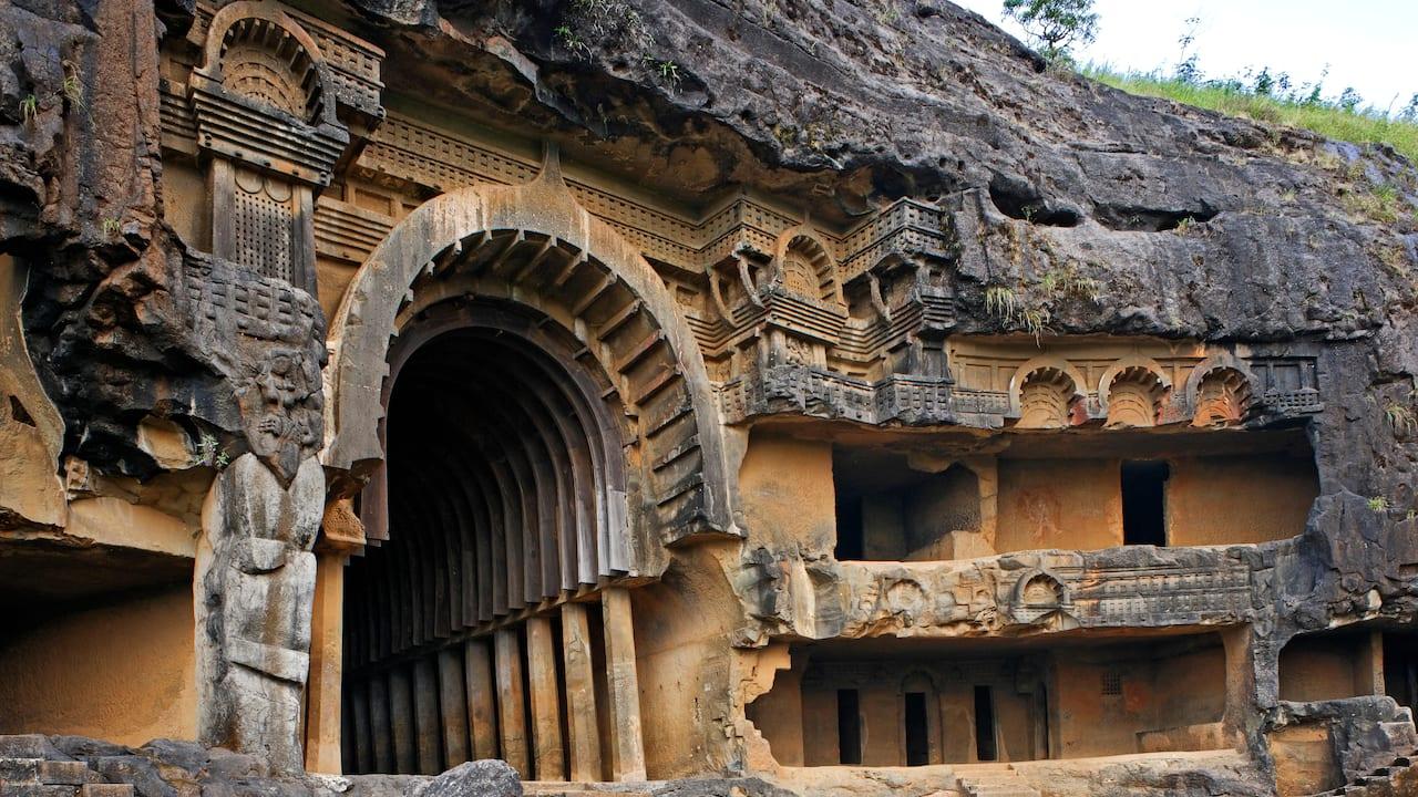 Cave, Temple & Inscriptions, Bhaja