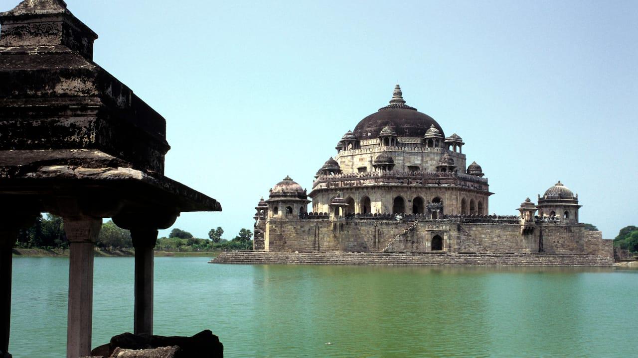 Sher Shah Suri's Tomb