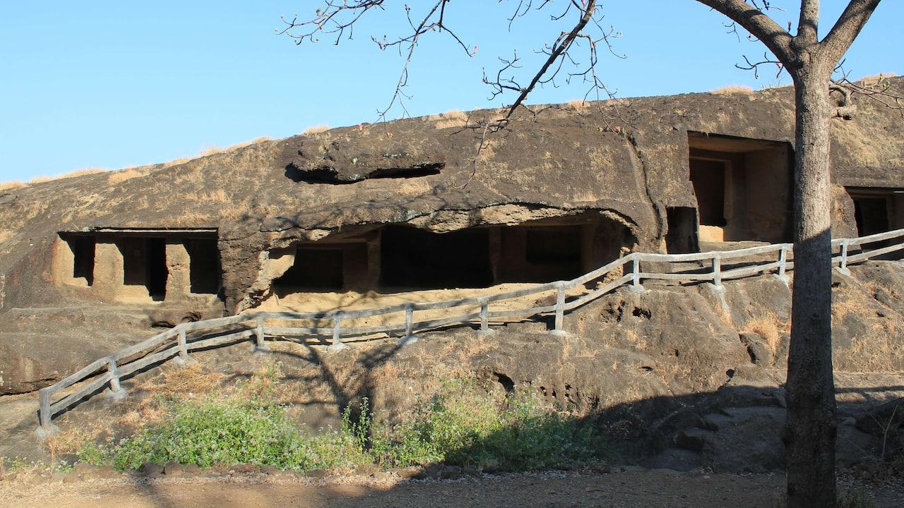 Buddhist Kanheri Caves