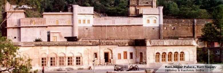 Ram Nagar Palace