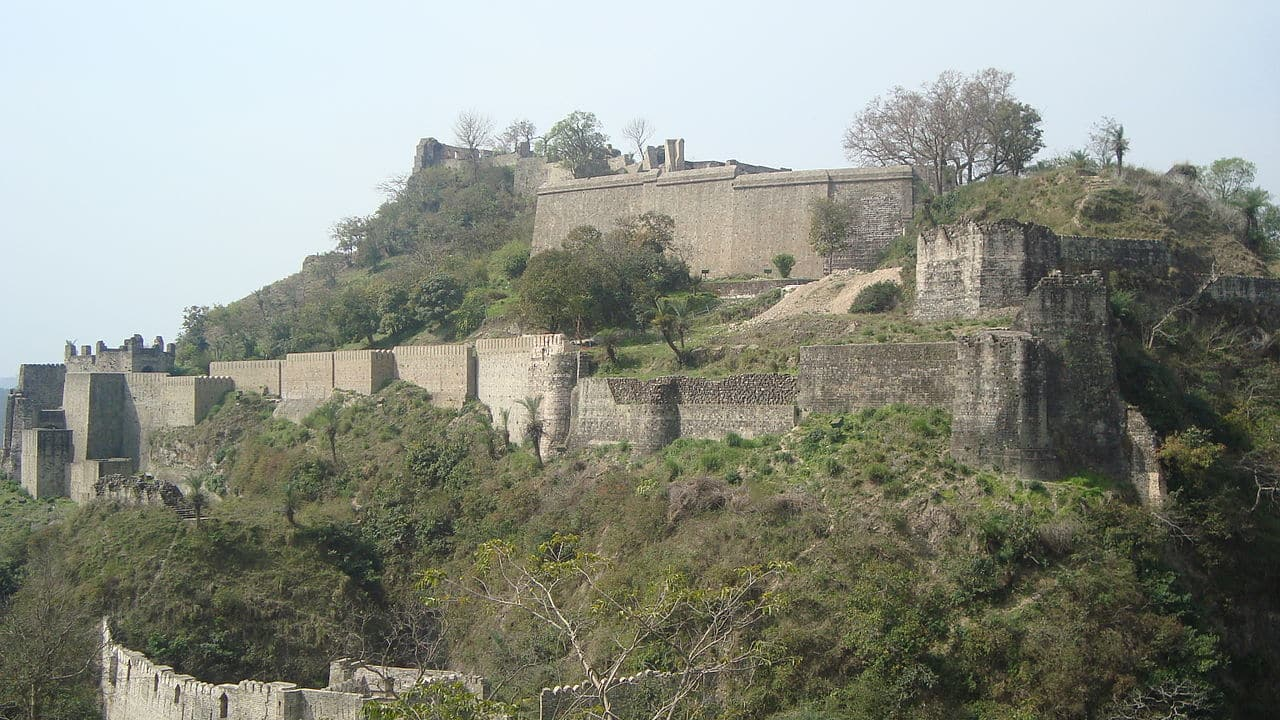 Ruined Fort, Shimla