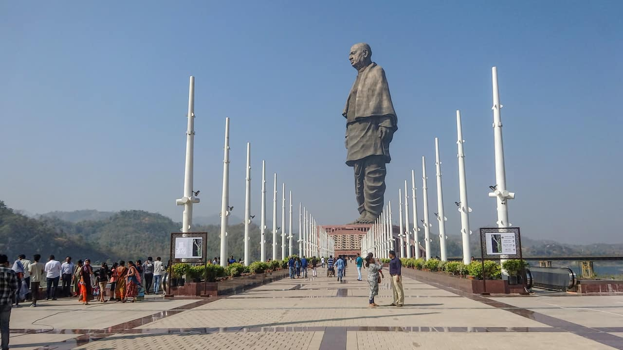 Statue of Unity - How to Reach, Online Ticket Booking