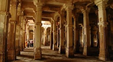 Champaner-Pavagadh Archaelogical Park