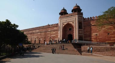 Fatehpur Sikri Monument Complex