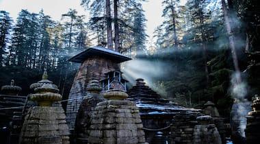 Jageshwar Temples