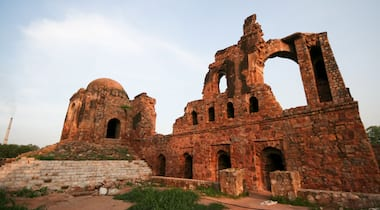 Kotla Firoz Shah Fort