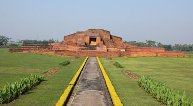 Ancient Site of Vikramshila
