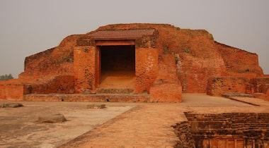 Excavated Site Vikramshila