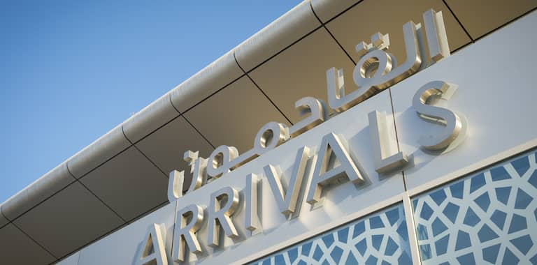 Abu Dhabi International Airport Routes, Map and Contact Information