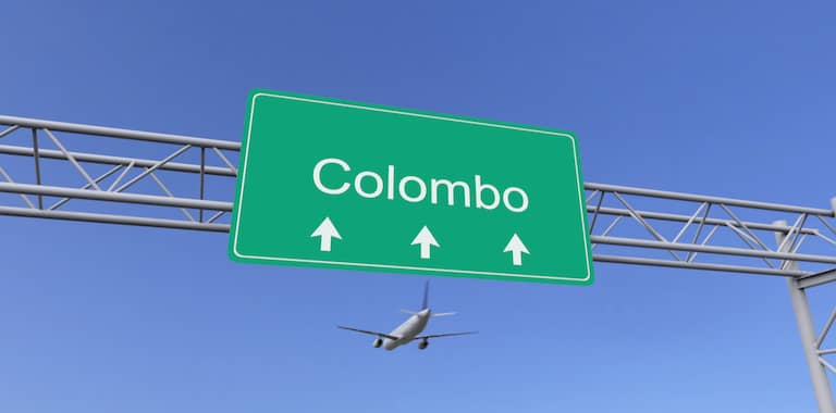 Colombo International Airport Routes, Map and Contact Information