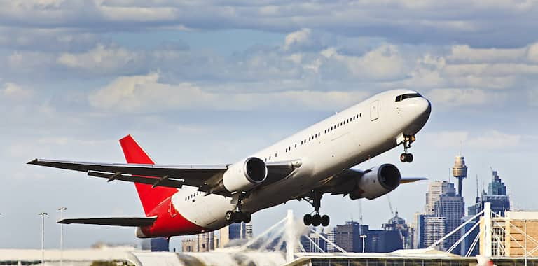Sydney International Airport Routes, Map and Contact Information