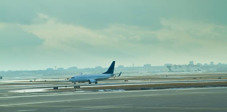 Toronto International Airport Routes, Map and Contact Information