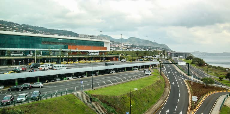 Madeira Airport Map Madeira International Airport Routes, Map and Contact Information
